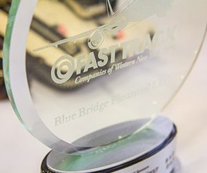 BLUE BRIDGE FINANCIAL NAMED FASTEST GROWING COMPANY IN WESTERN NEW YORK
